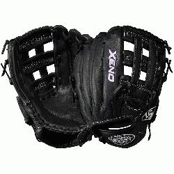 p-of-the-line leather meets a soft lining a game-ready glove like n
