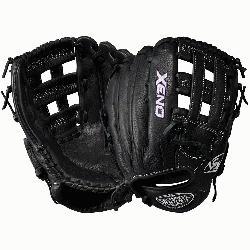 top-of-the-line leather meets a soft lining a game-ready glove like no other is born. T