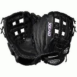 en top-of-the-line leather meets a soft lining a game-ready glove like no other is born. The X