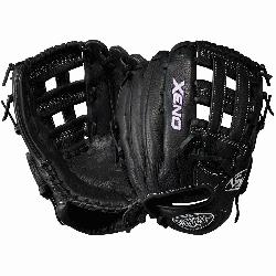 e-line leather meets a soft lining a game-ready glove like no other
