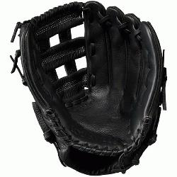 en top-of-the-line leather meets a soft lining a game-ready glove like no other