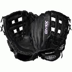 line leather meets a soft lining a game-ready glove like no other is born. The