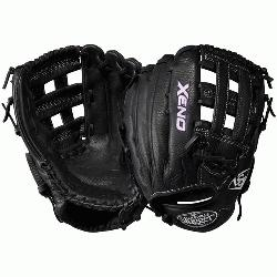 e leather meets a soft lining a game-ready glove like no other is