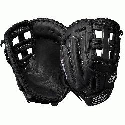 -of-the-line leather meets a soft lining a game-ready glove like n