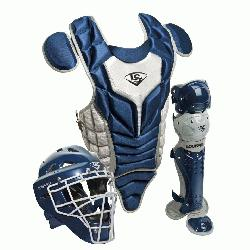er PGS514-STY Series 5 Youth Catchers Gear Set Helmet