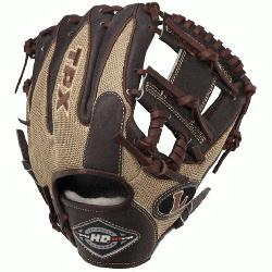 gger 11.25 HD9 Hybrid Defense Kastanie/Gold Baseball