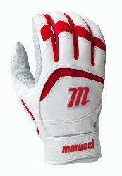 Batting Gloves (White, XXL) : Based in Baton Rouge, Louisiana, Marucci was founded by two forme