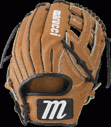 remium Japanese-tanned USA Kip leather combines