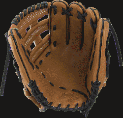 se-tanned USA Kip leather combines ideal stiffness with lightw