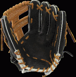 Japanese-tanned USA Kip leather combines ideal stiffness with lightweight feel Hig