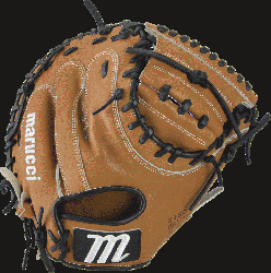 -tanned USA Kip leather combines ideal stiffness with lightweight feel Hig