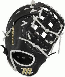 h Softball Glove Cushioned Leather Finger Lining For Maximum Comfort I-W