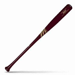 M22 PRO MODEL Hit for average Hit for power The AM22 Pro Model wood bat allows you to contr