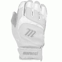 lly embossed, perforated Cabretta sheepskin palm provides maximum grip and durability Finger br