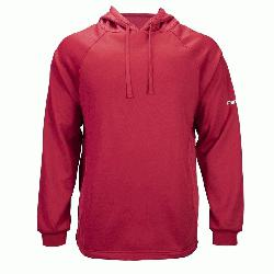 Marucci Sports - Warm-Up Tech Fleece (MATFLHTCY) Baseball Hoodie. As a