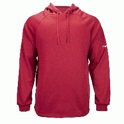 Warm-Up Tech Fleece (MATFLHTCY) Baseball Hoodie. As a company founded, majority-owned,