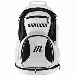 Team Back Pack (WhiteBlack) : About Marucci Sports: Based in Baton Rouge, Louisiana