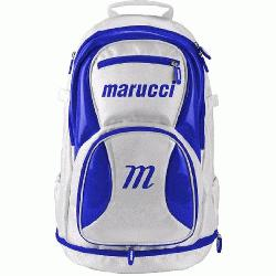 rucci Team Back Pack (WhiteBl