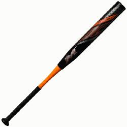 design four-piece bat is for the player wanting endload weighting with a bi