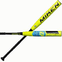 FOR ADULTS PLAYING RECREATIONAL AND COMPETITIVE SLOWPITCH SOFTBALL, this Miken Freak