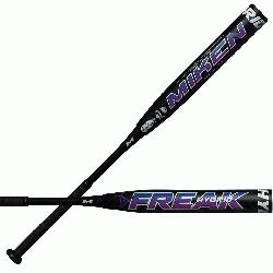 axload USSSA Bat Features: 2-Piece Bat Construction Composite Barrel E