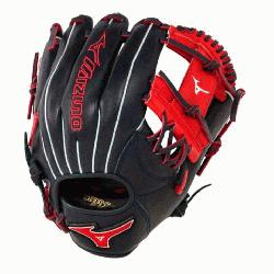 P Prime SE3 Baseball Glove GMVP1154PSE3 (Navy-Red, Right Hand Throw) : Patent pending Heel Flex Tec