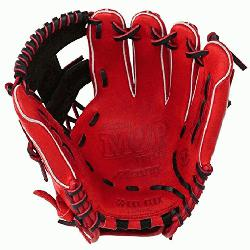 11.5 inch MVP Prime SE3 Baseball Glove GMVP1154PSE3 (Navy-Red, Right Hand Throw) : P
