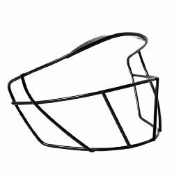 80235 Prospect Fastpitch Softball Face Mask : Fits the Mizuno MBH200 & 250 series batting helme