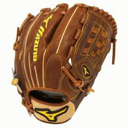 Pro Future features Mizuno\x legendarily crafted Pro patterns and is sized for smaller hand