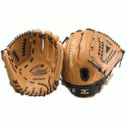 175 Fastpitch Softball Glove (Left Hand Throw) : Pattern designed specifically for