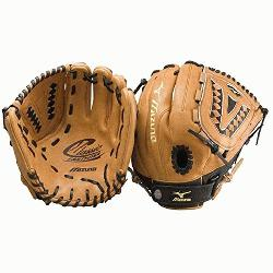 zuno Classic GCF1300 Fastpitch Softball Glove 13 inch (Left Hand Throw) : Pattern designed specifi