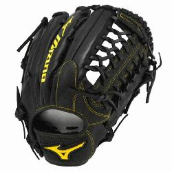 Pro Soft Series GCP81SBK 12.75 Inch Baseball Glove (Left Hand Throw) : Mizuno