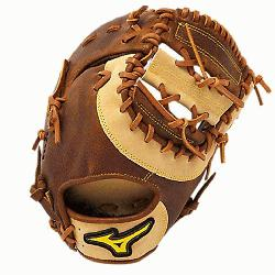 o Soft GXF28 First Base Mitt 12.5 (Left Hand Throw) : Mizuno GXF28 Classic Pro Soft Fi