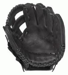 Training glove for infielders.