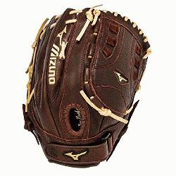 izuno Franchise GFN1300S1 13 inch Softball Glove (Right Handed Throw) : Mizuno Softb