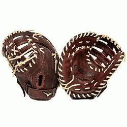e GXF90B1 First Base Mitt 12.5 inch (Left Handed Throw) : The Franchise series is