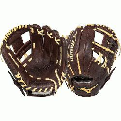 anchise Series GFN1150B1 Baseball Glove 11.5 inch (Right Handed Throw) : Mizuno Franchis