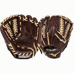 ise Series GFN1151B1 Baseball Glove 11.5 inch (Right Handed Throw) : Miz