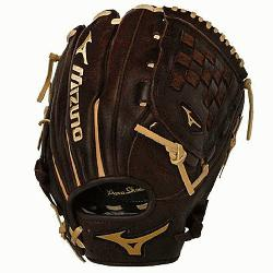 ise Series GFN1200B1 Baseball Glove 12 inch (Left Handed Throw) : Mizuno Franchise Series ha