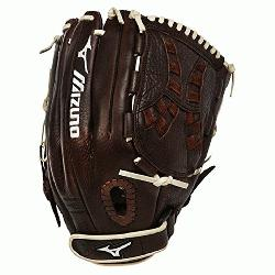 The Mizuno Franchise Fastpitch series has pre-oiled java leather which i