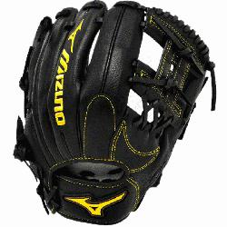 he Mizuno glove masters that design Mizuno B
