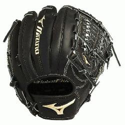 Global Elite VOP 11.75 Infield Baseball Glove (Right Handed Throw) : M