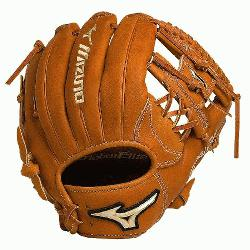 GGE52V Global Elite VOP 11.75 Infield Baseball Glove (Right Handed Throw) : Miz