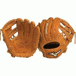 GE52V Global Elite VOP 11.75 Infield Baseball Glove (Right Handed Throw) : Mizuno vibration p