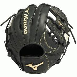 The Mizuno GGE60FP is an 11.50 infielders glove made from SteerS