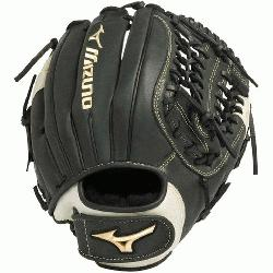 The Mizuno GGE70FP is a 13.00 outfielders glove made from SteerSoft E-Lite leather,