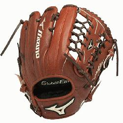 Mizuno Global Elite Jinama Baseball Glove. Jinama Leather is rugged, rich, Japanese leather f