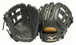 al Elite 12.75 Outfield Baseball Glove. E-Lite Leather is soft and light for the ultimate in pe