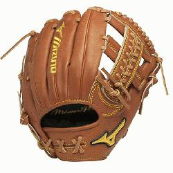 Limited Baseball Glove 11.5 inch (Right Hand Throw) : Mizuno Pro Limited Edition gloves use De