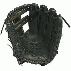 MP600AXBK Pro Limited Baseball Glove 11.5 inch (Right Hand Throw) : Mizuno Pro Limited Ed